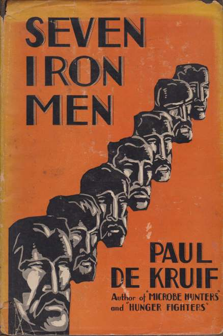 Image for SEVEN IRON MEN