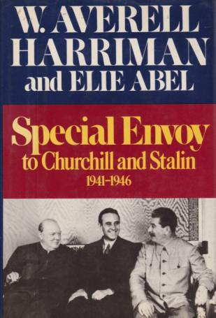 Image for SPECIAL ENVOY TO CHURCHILL AND STALIN 1941-1946