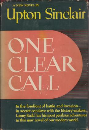 Image for ONE CLEAR CALL