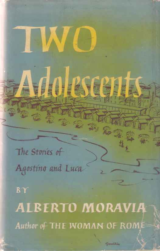 Image for TWO ADOLESCENTS The Stories of Agostino and Luca