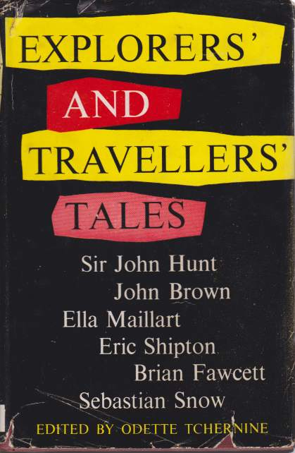Image for EXPLORER'S AND TRAVELLERS' TALES