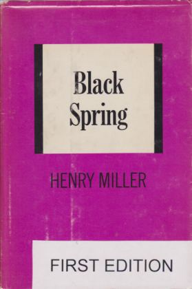 Image for BLACK SPRING