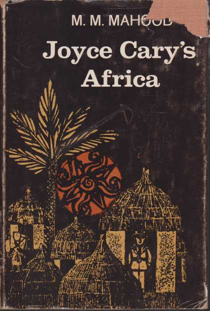 Image for JOYCE CARY'S AFRICA