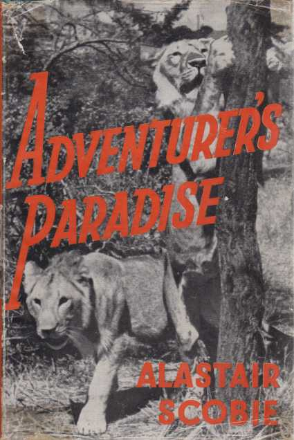 Image for ADVENTURER'S IN PARADISE