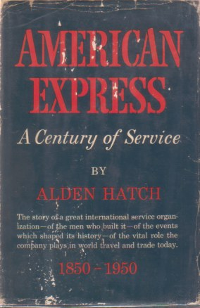 Image for AMERICAN EXPRESS A Century of Service