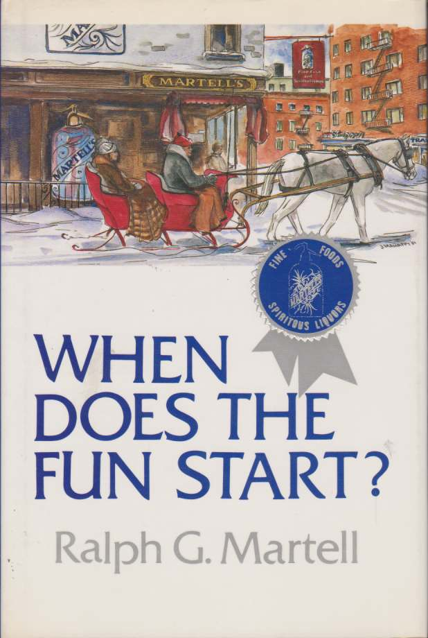 Image for WHEN DOES THE FUN START