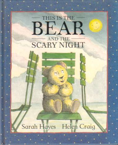Image for THIS IS THE BEAR AND THE SCARY NIGHT