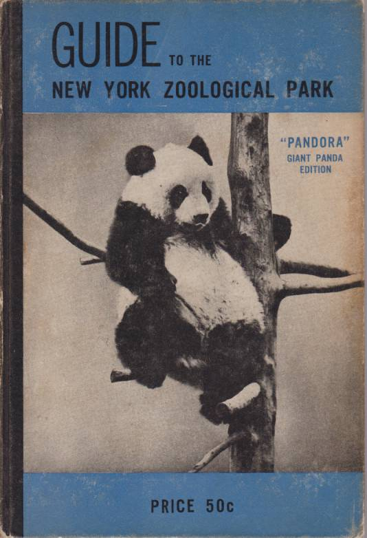 Image for GUIDE TO THE NEW YORK ZOOLOGICAL PARK