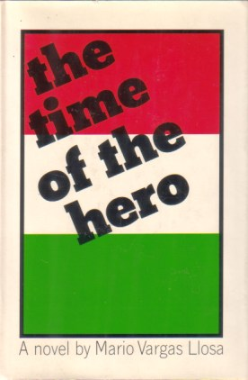 Image for THE TIME OF THE HERO