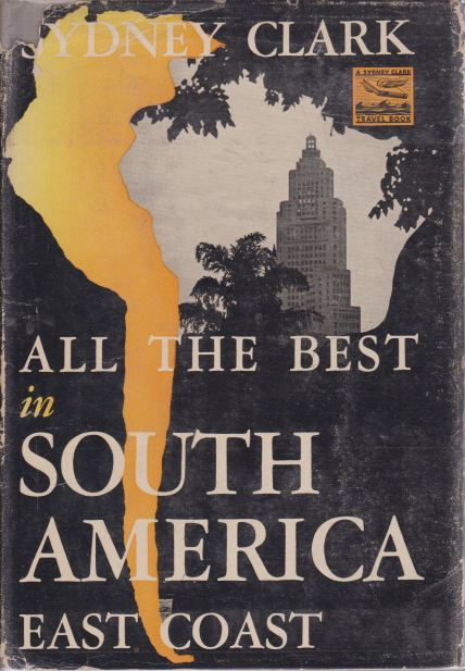Image for ALL THE BEST IN SOUTH AMERICA East Coast