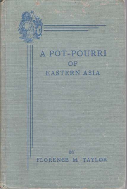 Image for A POT-POURRI OF EASTERN ASIA