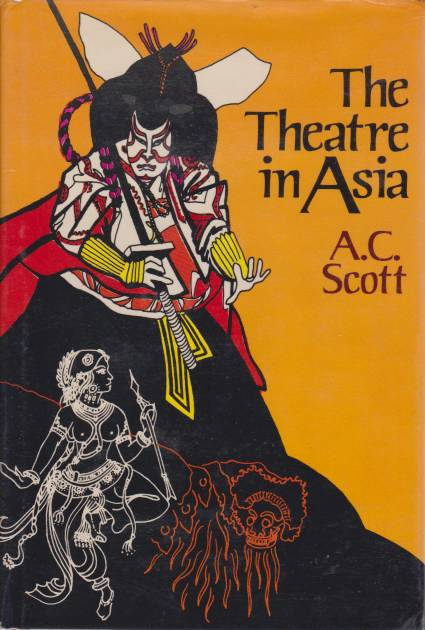 Image for THE THEATRE IN ASIA