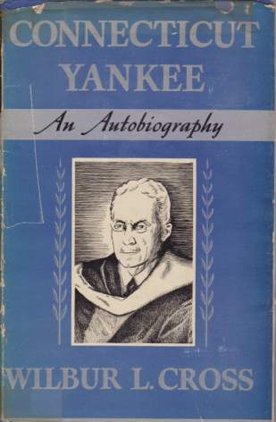 Image for CONNECTICUT YANKEE An Autobiography
