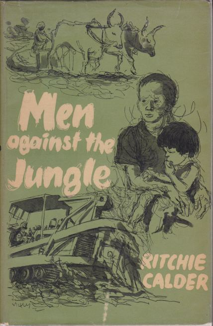 Image for MEN AGAINST THE JUNGLE