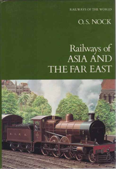 Image for RAILWAYS OF ASIA AND THE FAR EAST