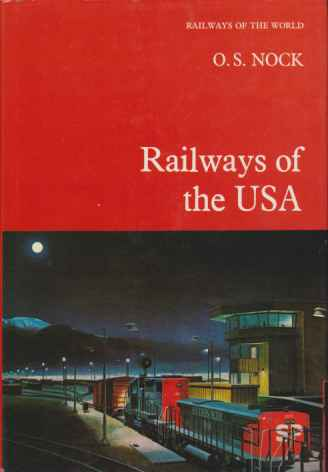 Image for RAILWAYS OF THE USA