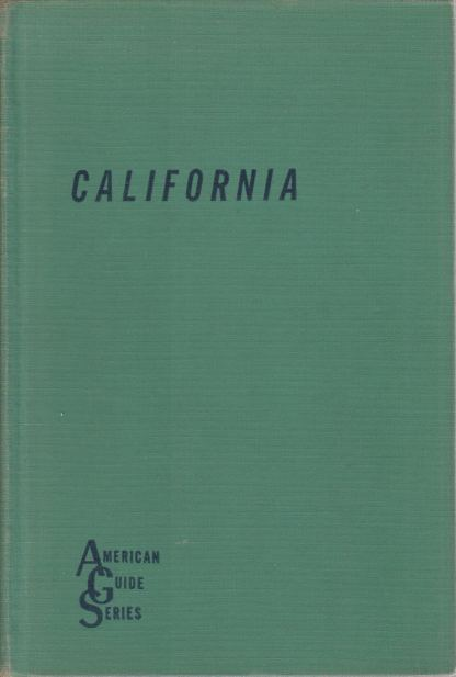 Image for CALIFORNIA A Guide to the Golden State