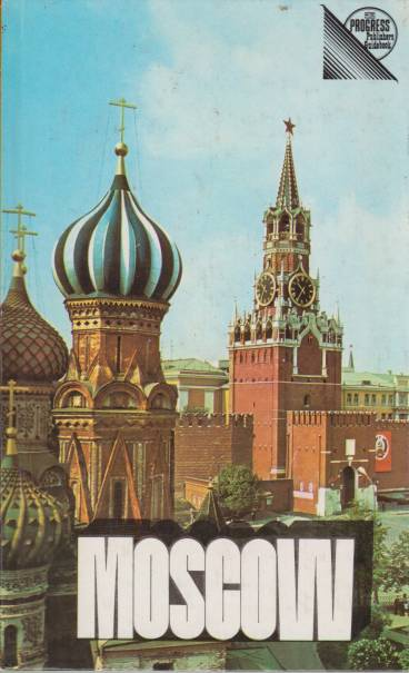 Image for MOSCOW A Short Guide
