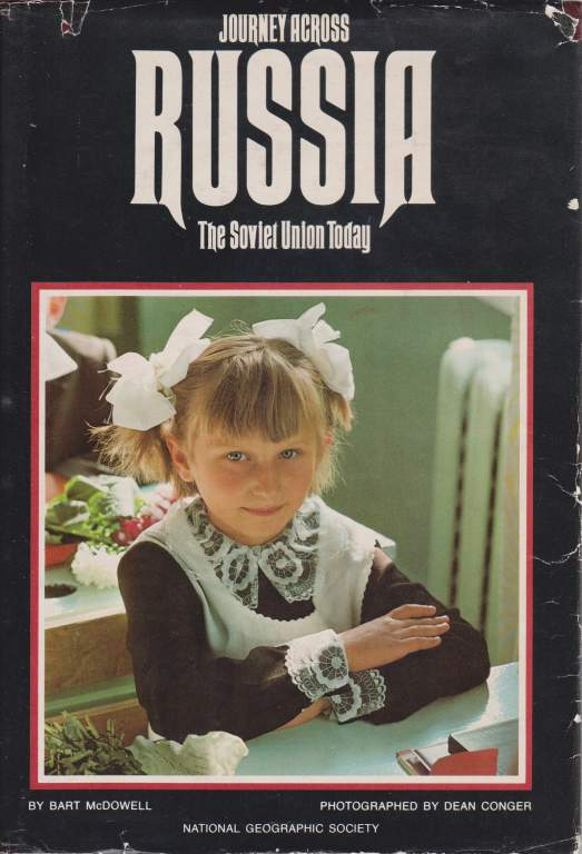 Image for JOURNEY ACROSS RUSSIA The Soviet Union Today