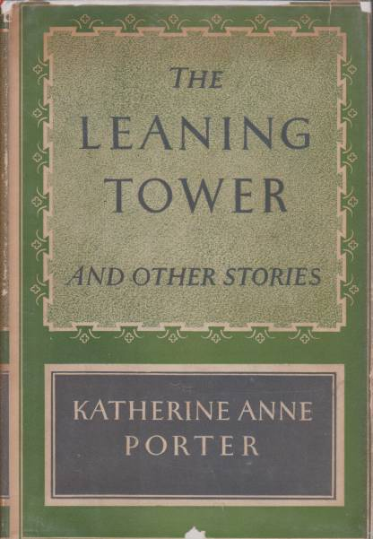 Image for THE LEANING TOWER And Other Stories