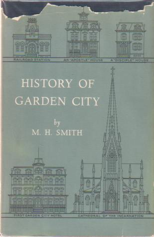 Image for HISTORY OF GARDEN CITY
