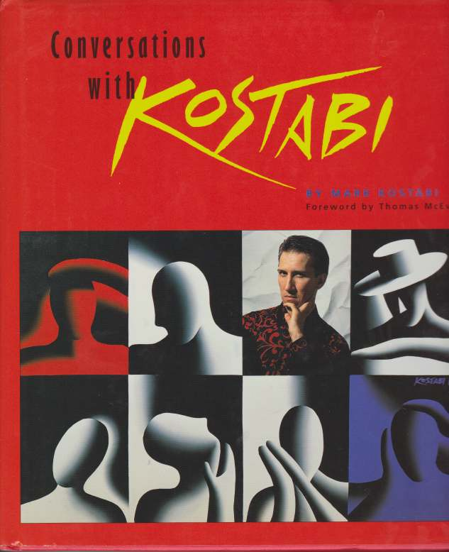 Image for CONVERSATIONS WITH KOSTABI