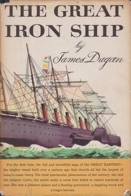 Image for THE GREAT IRON SHIP