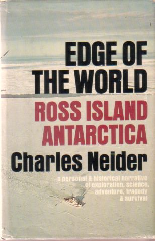 Image for EDGE OF THE WORLD Ross Island Antarctica
