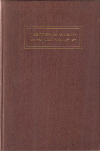 Image for AROUND THE WORLD ON THE LACONIA