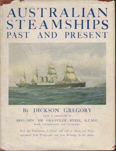 Image for AUSTRALIAN STEAMSHIPS Past and Present