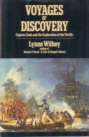 Image for VOYAGES OF DISCOVERY Captain Cook and the Exploration of the Pacific