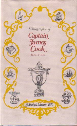 Image for BIBLIOGRAPHY OF CAPTAIN JAMES COOK