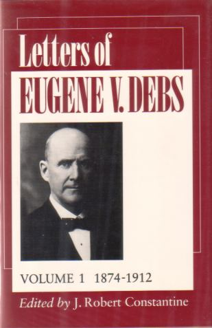 Image for LETTERS OF EUGENE V. DEBS [THREE VOLUME SET]