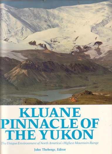 Image for KLUANE: PINNACLE OF THE YUKON