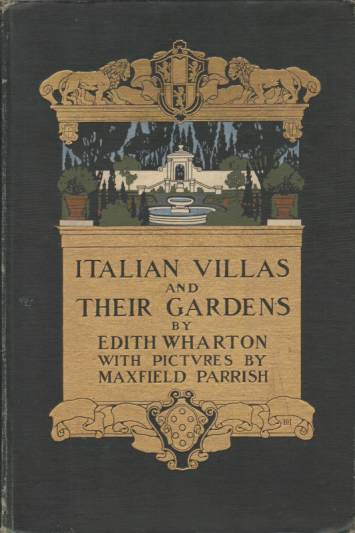 Image for ITALIAN VILLAS AND THEIR GARDENS