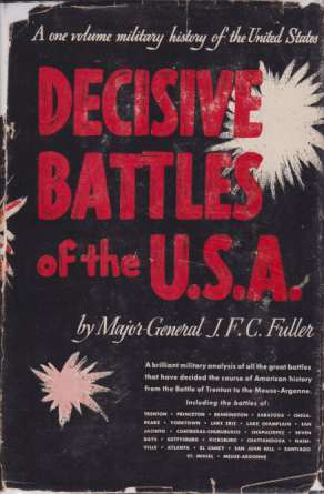 Image for DECISIVE BATTLES OF THE U.S.A.
