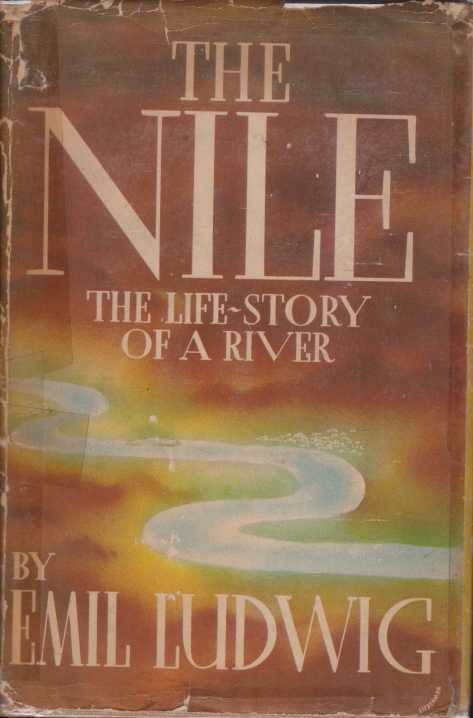 Image for THE NILE The Life-Story of a River