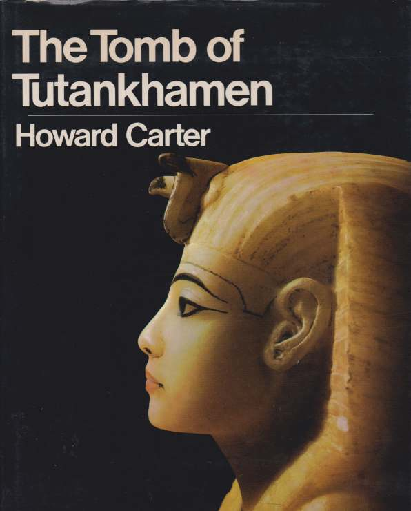 Image for THE TOMB OF TUTANKHAMEN