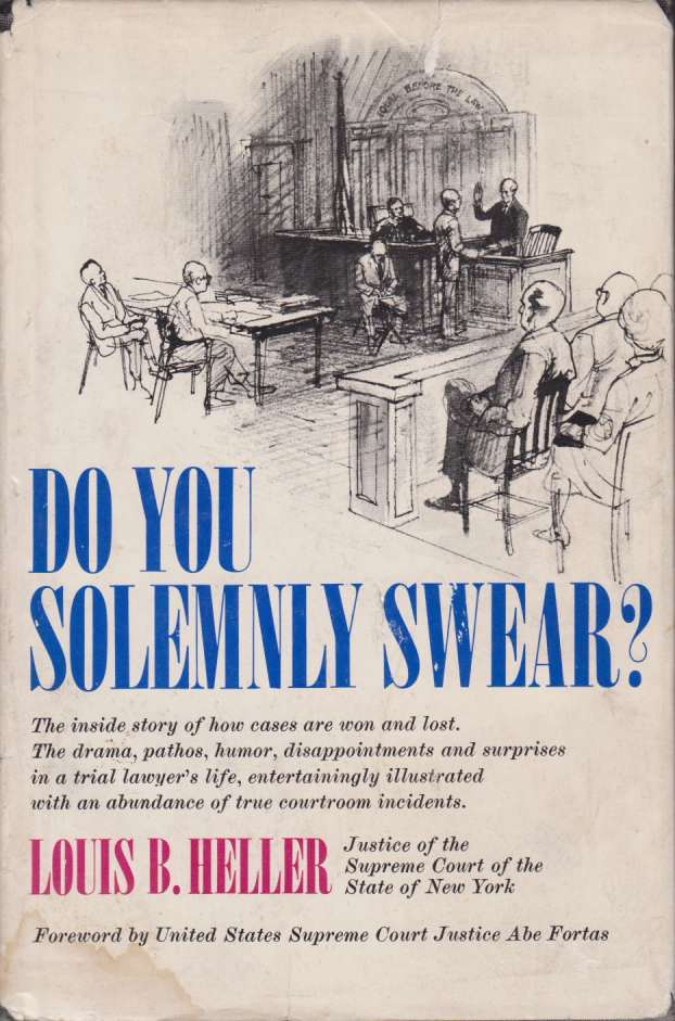 Image for DO YOU SOLEMNLY SWEAR?