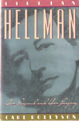 Image for LILLIAN HELLMAN Her Legend and Her Legacy