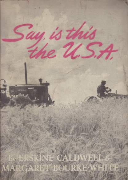Image for SAY, IS THIS THE U.S.A.