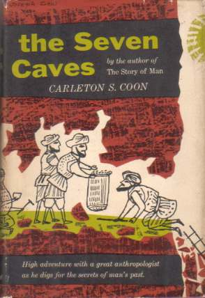 Image for THE SEVEN CAVES