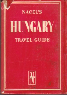 Image for HUNGARY The Nagel Travel Guide Series