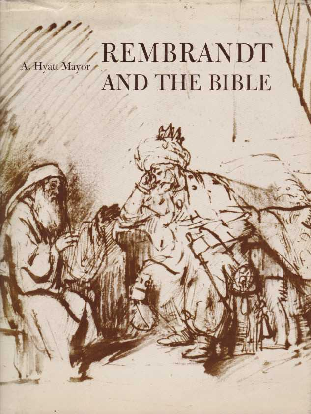 Image for REMBRANDT AND THE BIBLE