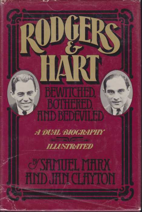 Image for RODGERS & HART Bewitched, Bothered, and Bedeviled