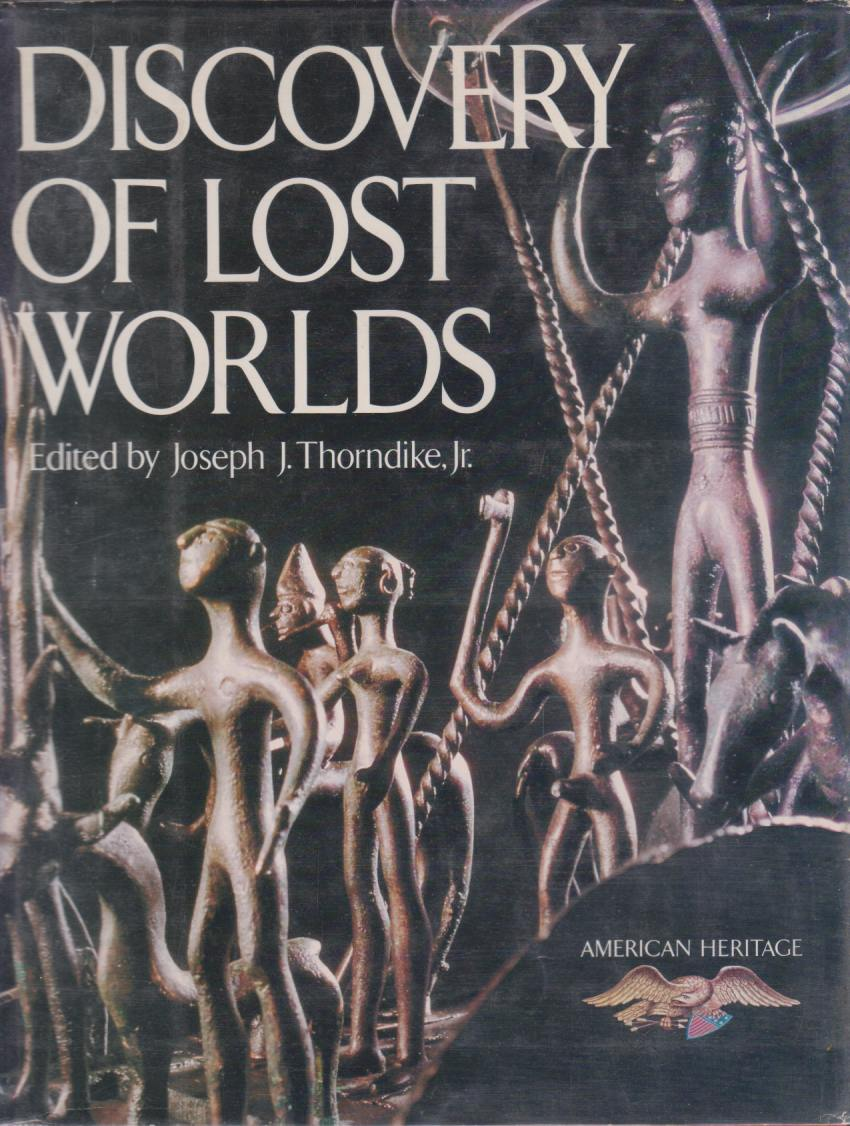 Image for DISCOVERY OF LOST WORLDS