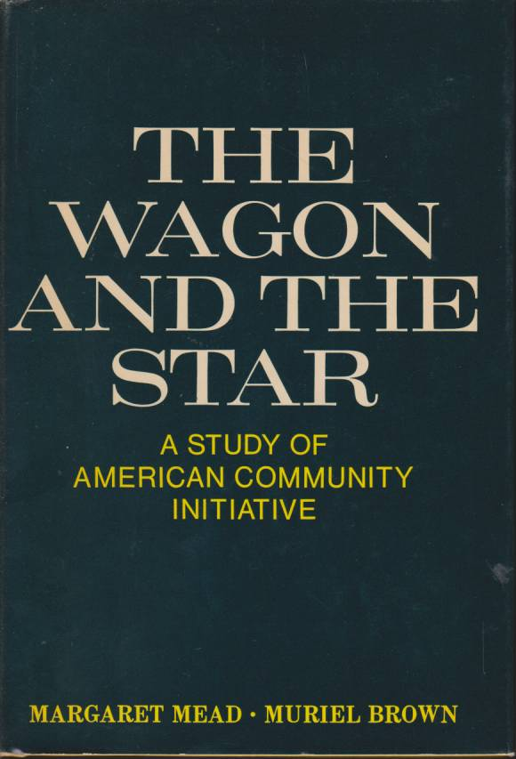 Image for THE WAGON AND THE STAR A Study of American Community Initiative