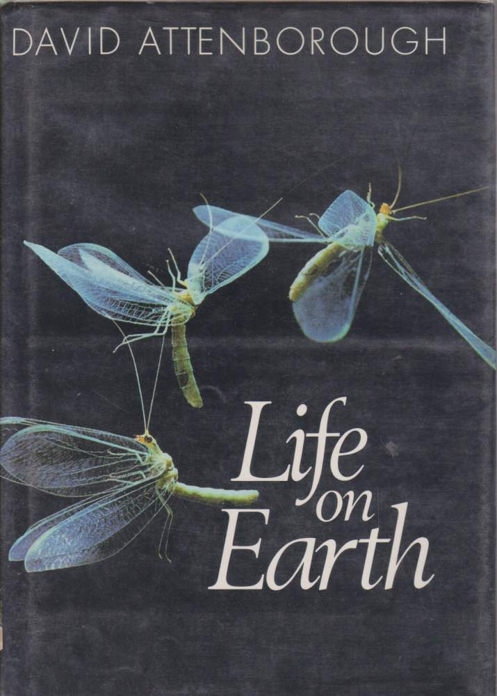 Image for LIFE ON EARTH A Natural History