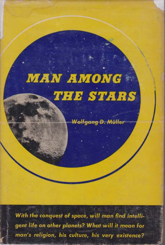 Image for MAN AMONG THE STARS