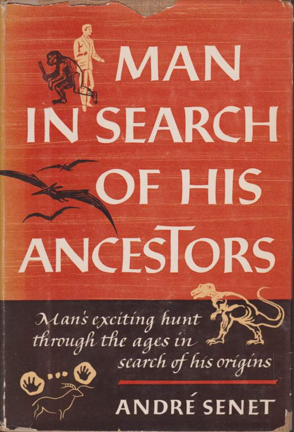 Image for MAN IN SEARCH OF HIS ANCESTORS The Romance of Paleontology